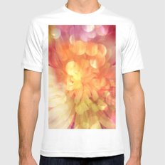 Soft Dreams White Mens Fitted Tee MEDIUM