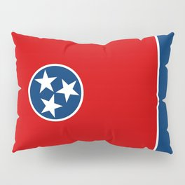State flag of Tennessee, HQ image Pillow Sham