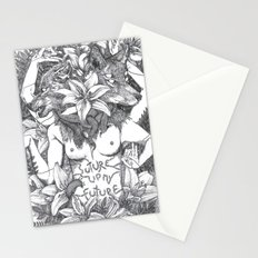 Suture up your future Stationery Cards