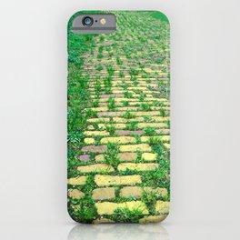 Yellow Brick Road iPhone Case