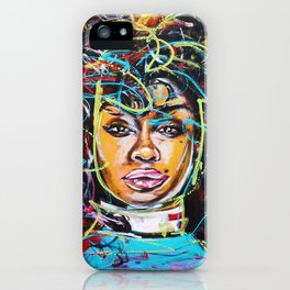 sza iPhone Case