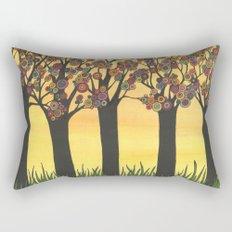 Summer Meadow Rectangular Pillow