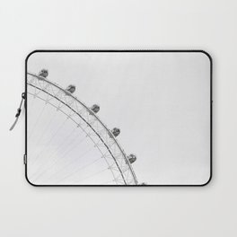 London Eye Monochrome Laptop Sleeve
