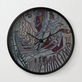 The Piano Girl 2 / Memories / Follies Collection Wall Clock