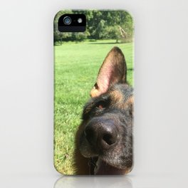 Happy Dog! iPhone Case