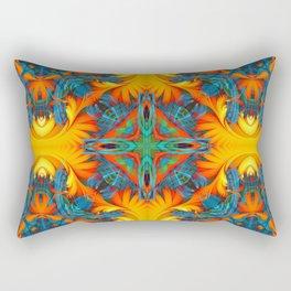 Mandala #8 Rectangular Pillow