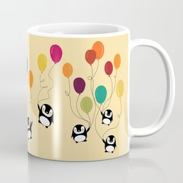 Pinguins Coffee Mug
