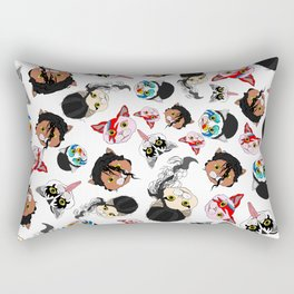 Pop Cats Rectangular Pillow