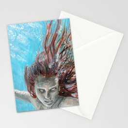 Under Water Stationery Cards