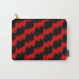 Fuzzy Patterns Carry-All Pouch