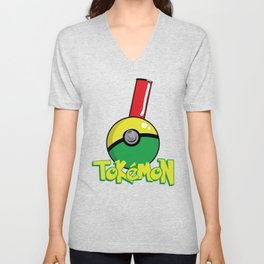 Tokemon GO Unisex V-Neck