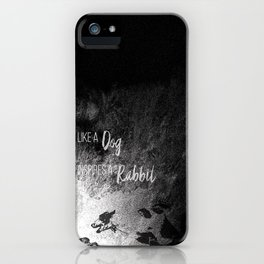 Inspire Me iPhone Case