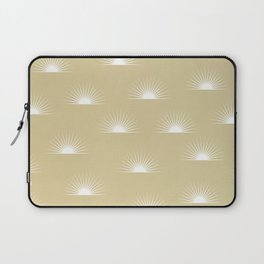 sun pattern Laptop Sleeve