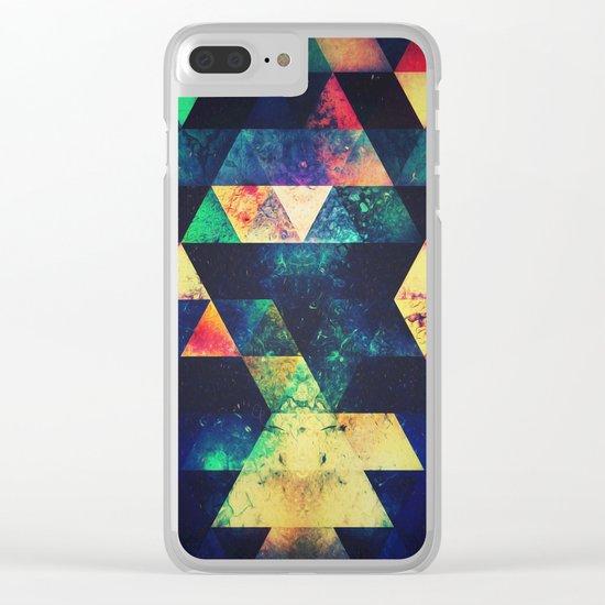 myssblww Clear iPhone Case
