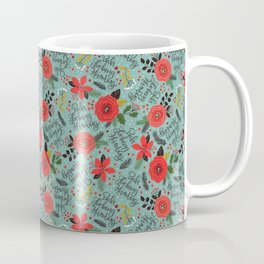 Pretty Swe*ry: Bah Fucking Humbug Coffee Mug