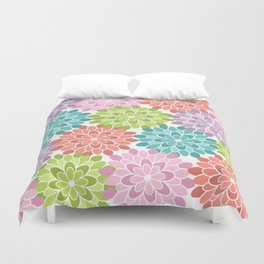 Colorful Summer Duvet Cover