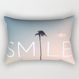 Palm tree Smile Rectangular Pillow