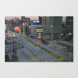 Akihabara Canvas Print