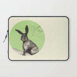 A rabbit Laptop Sleeve
