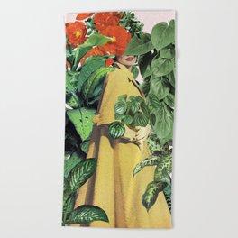 GREENHOUSE Beach Towel