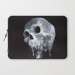 """Remains"" series, IV (Human skull) Laptop Sleeve"