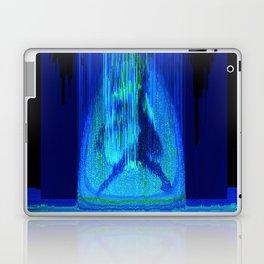 Upload (Green & Blue Channels) Laptop & iPad Skin