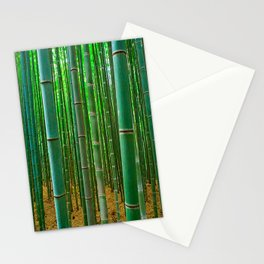 BAMBOO FOREST1 Stationery Cards