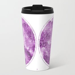 Northern Stars Rose Travel Mug