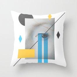 """六尘""——Liu Chen Throw Pillow"