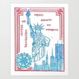 1984 OSA Art Print