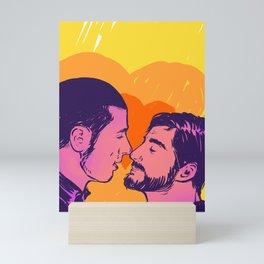 Love U! Mini Art Print