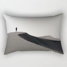 Sand Dunes of Maspalomas Rectangular Pillow