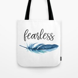 Fearless Tote Bag