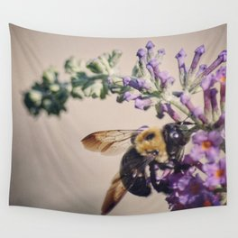 Bee-autiful Wall Tapestry