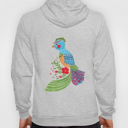 The Blue Quetzal Hoody