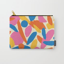 Daisy Cutouts Carry-All Pouch