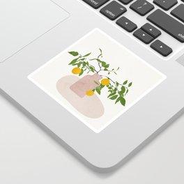 Lemon Branches Sticker