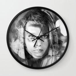 Jane Mix 4 Wall Clock