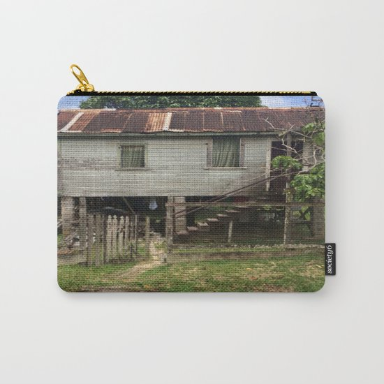 This Old House Again Carry-All Pouch