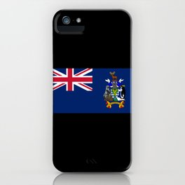 Gs Flag iPhone Case