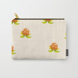 Cloudberry Cream Carry-All Pouch
