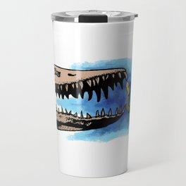 Present Meets Past - Sea Snake Travel Mug