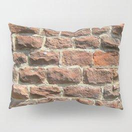 Bricks and Mortar Pillow Sham