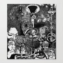 Medea's Baubles Canvas Print