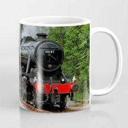 Triple Header Coffee Mug