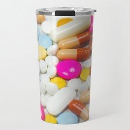 Pills (Color) Travel Mug
