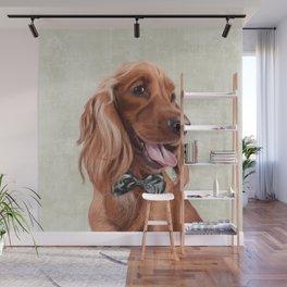 Mr. English Cocker Spaniel Wall Mural