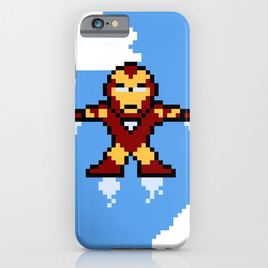 Iron Pixel iPhone & iPod Case