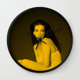 Liv Tyler Wall Clock