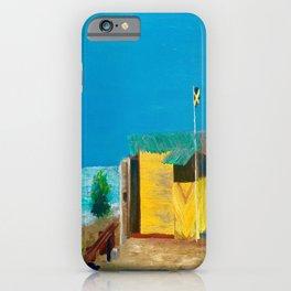 Jamaica. Jamaican Blues iPhone Case